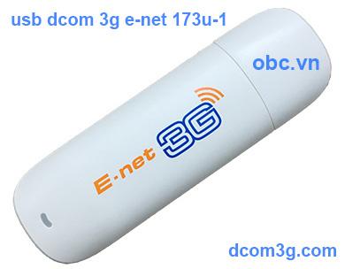 dcom usb 3g obc huawei e173u-1 dùng các sim