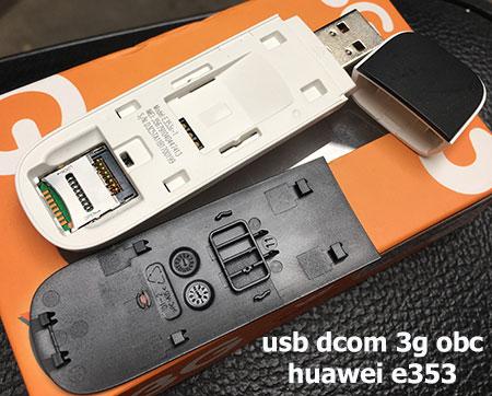 USB 3G Huawei E353s-1 dùng các sim giá rẻ