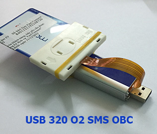 USB 3G Sierra Wireless AirCard 302 O2