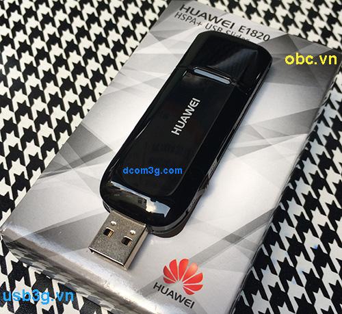 USB 3G Huawei E1820 đa mạng