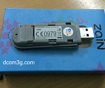 usb 3g dcom e303 spam sms