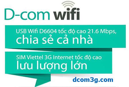 usb wifi dcom d6604