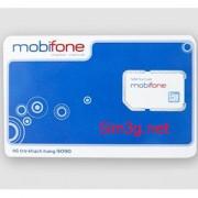 Sim 3g Mobifone 108Gb khuyến mãi hàng tháng khủng, sóng khỏe nhất