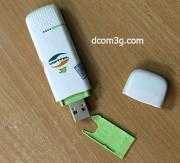 USB 3G Viettel Dcom MF110 dùng nhanh với tốc độ 7,2Mbps đa mạng giá chỉ 250.000đ