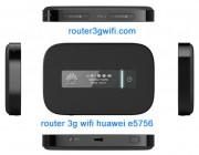 Chính hãng Router 3G Mobile WiFi Huawei E5756 giá chuẩn, bảo hành 12 tháng