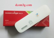 USB 3G Wifi Huawei E8231 Hot Spot Data Card (White)