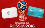 Bộ phát wifi 4G chuyên dụng vào mạng để xem World cup 2018 giá rẻ tặng kèm sim