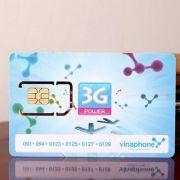 Sim 3G Vinaphone nghe gọi cộng dồn dung lượng