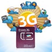 Sim 3G Viettel 2,5Gb trọn 6 tháng cho iPad, Galaxy Tab