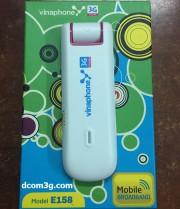 USB 3G Vinaphone E158 dùng đa sim