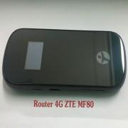 Bộ phát wifi di động 3G ZTE MF80 tốc độ cao nhất