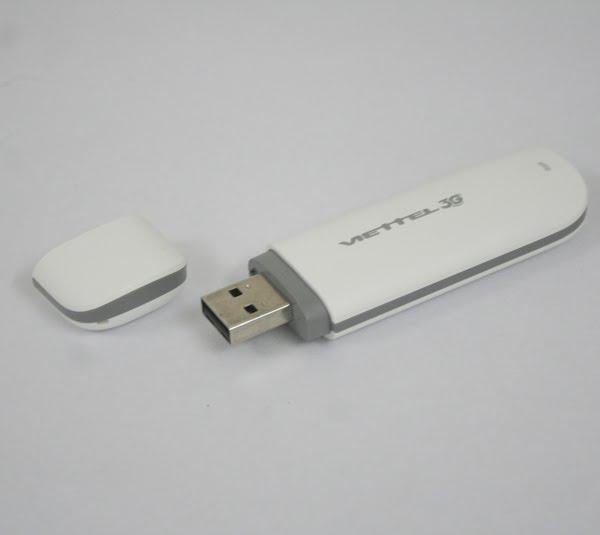 USB 3G Viettel Dcom E173eu-1 chạy đa mạng