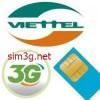 Ra mắt Sim 3G Viettel 120GB giá siêu rẻ, siêu khuyến mại